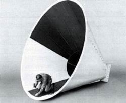 Enorme implante mamario de cadena de polietileno